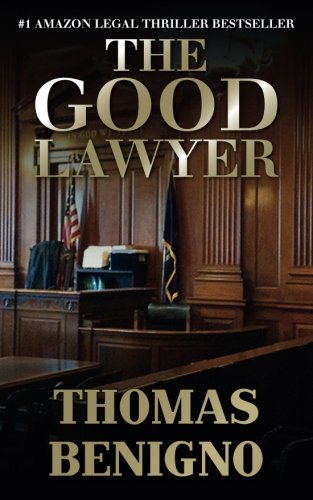 book cover of The Good Lawyer