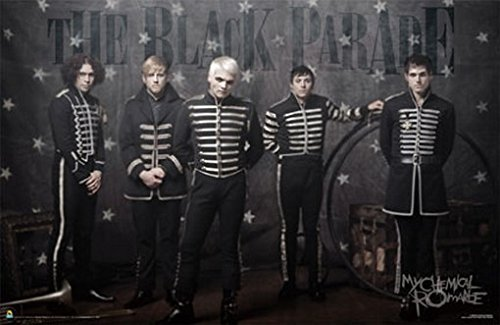 List of the Top 10 my chemical romance poster you can buy in 2019