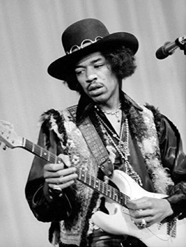 Jimi Hendrix 24X36 New Printed Poster Rare #TNW315567