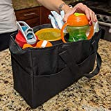Diaper Bag Insert Organizer for Mom with 5 Outside