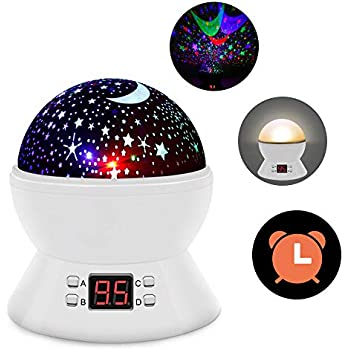 Amazon Com Star Lights Projector Mokoqi Sky Night Light