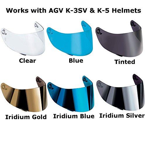 Motorcycle Helmet Screen - 7