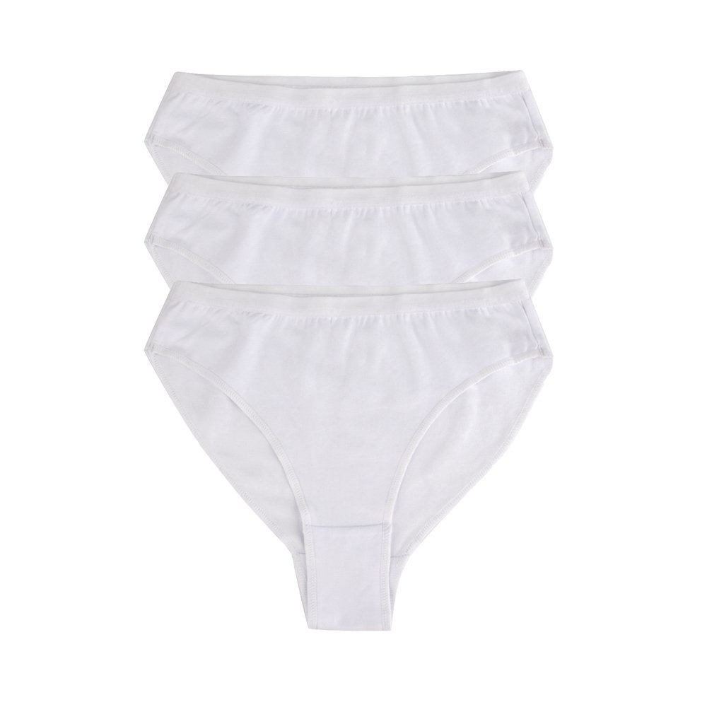 Bezioner 3 Pack Balletto Slips Dance Panty Ragazze Briefs Donne Dancing Panties Beige