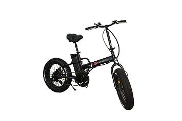 Race de Star S de fatbike 20 Bicicleta plegable Bicicleta plegable para Ebike