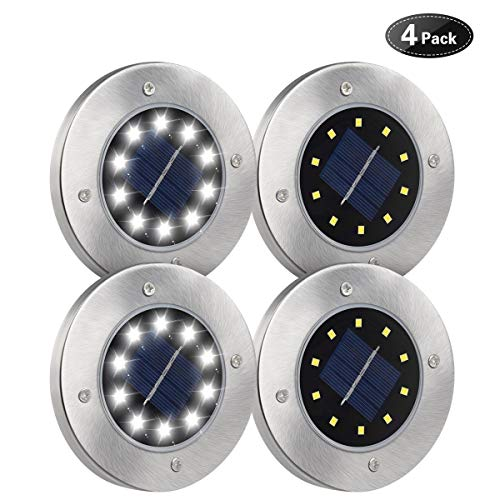Cold Weather Solar Lights in US - 9
