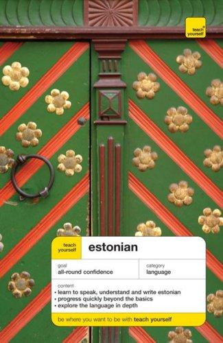 Teach Yourself Estonian Complete Course (Book + 2CDs)...