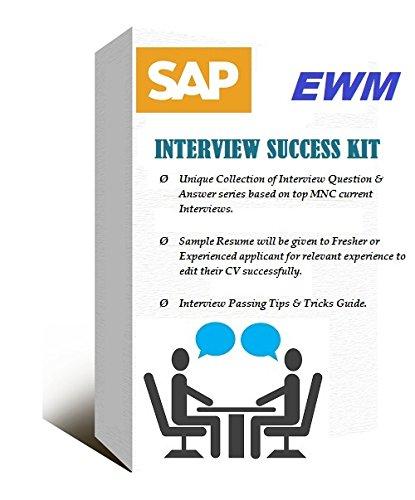 amazon in buy sap ewm interview methodology expert online video