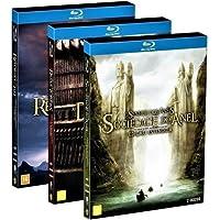 Trilogia Senhor dos Anéis Blu-ray Edição Estendida 6 Discos