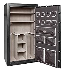 Winchester Ranger Deluxe 45-7-E Gun Safe; 51 Gun Capacity (Black) (Electronic Lock) Review