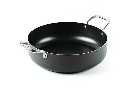 Domo Chef Line – Cazo con 2 asas, diámetro 32 cm