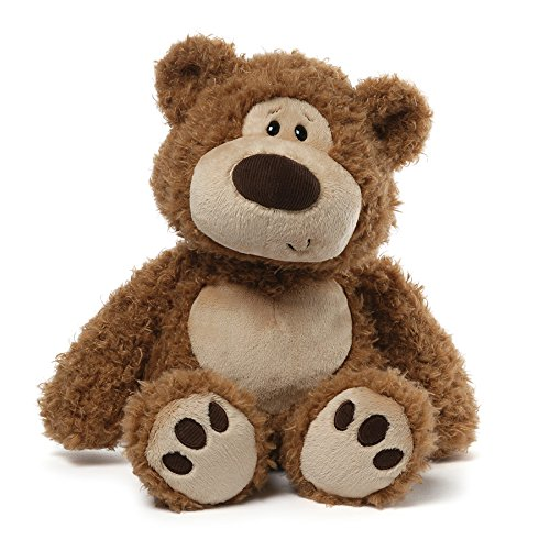 GUND Ramon Teddy Bear Stuffed Animal Plush, Tan, 18'