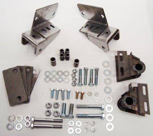 M.O.R.E. 7686-6SBNP Shackle Reversal Systems (S.R.S.)