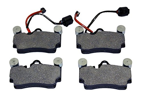 Monroe DX978A Dynamic Premium Brake Pad Set with Wire Wear Sensors