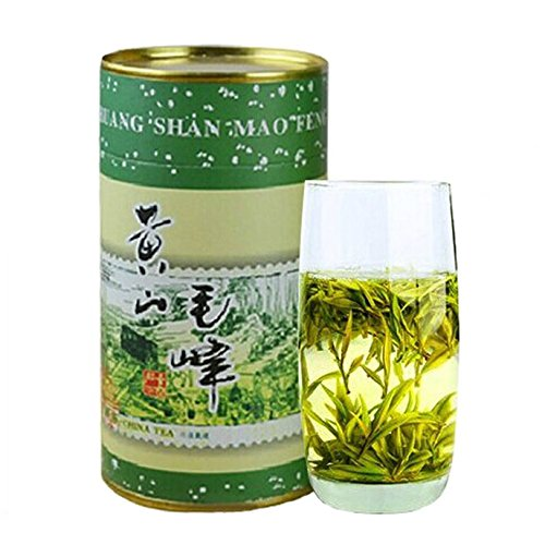 100% Organic Premium King Grade Huangshan Maofeng Green Tea 50g - Huangshan Maofeng Green Tea