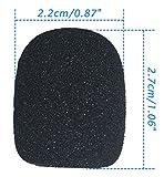 Ancefine Mini Size Lapel Headset Microphone