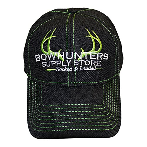 Bowhunters Supply Team Hat Green (Supplies Bowhunting)