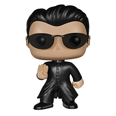 Funko POP Movies: The Matrix - Neo Action Figure: Funko Pop! Movies:: Toys & Games