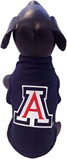 product image for NCAA Arizona Wildcats Cotton Lycra Dog Tank Top, Large
