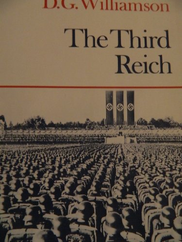 The Third Reich - Seminar Studies in History