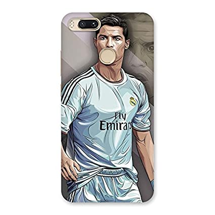 Famous Sketch Back Case Cover for Xiaomi MI A1: Amazon in
