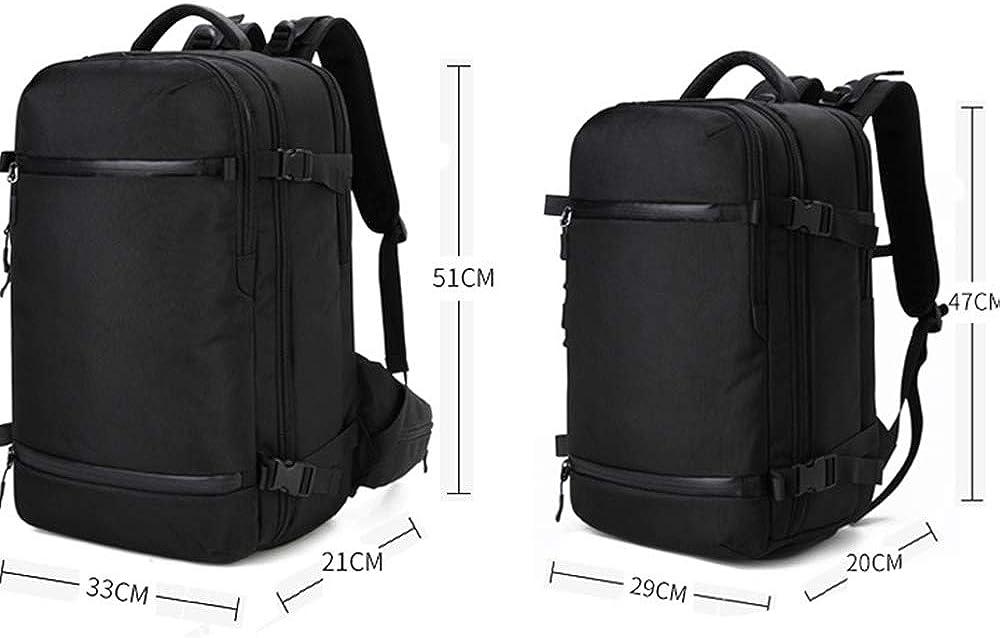 Mens USB backpack outdoor multi-function large-capacity waterproof travel bag