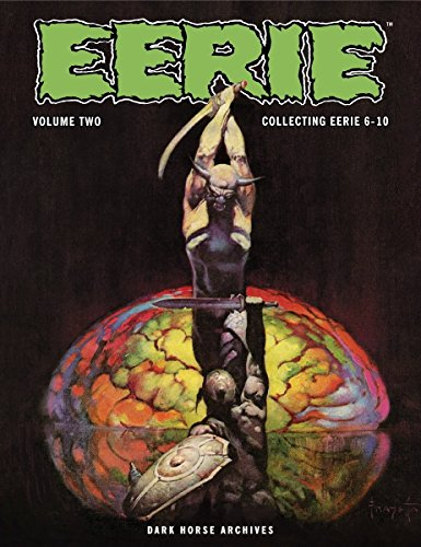 Eerie Archives: Collecting Eerie 6-10: 2 -
