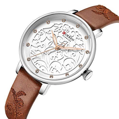 Beauti-chen Carrian Belt Watch Fashion Watch Casual Women's Watch Waterproof Quartz -