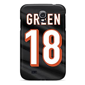 First-class Case Cover For Galaxy S4 Dual Protection Cover Cincinnati Bengals