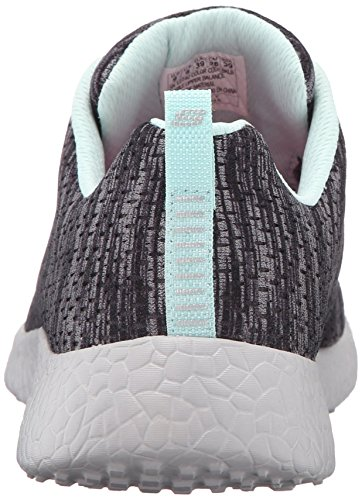 Burst Blue Influence Skechers Light Sport US Sneaker New 7 Black Women M Fashion EnfzFfxq4