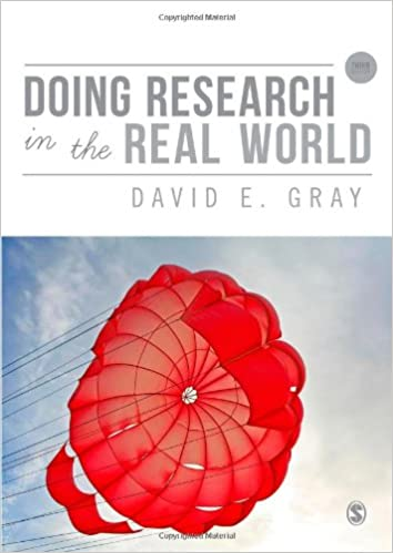 amazon doing research in the real world david e gray research