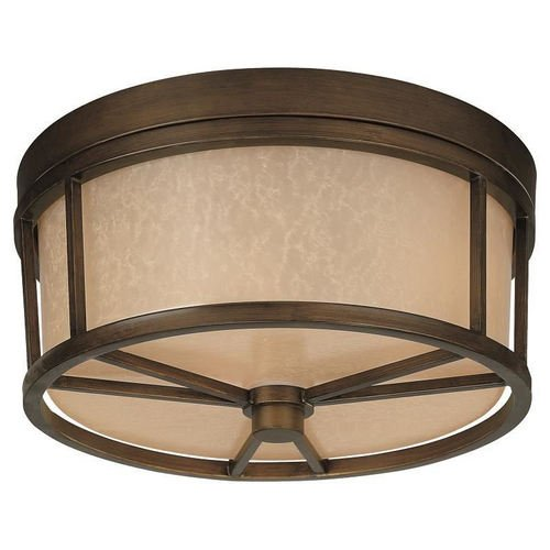 Thomas Lighting M270063 Longitude Ceiling Light, Painted Bronze (Thomas Lighting Lighting Bronze)