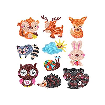5D DIY Diamond Painting Kits,FILOL Gift for Kids Diamond Kits Paint by Numbers Diamonds - Animal Sticker (C): Arts, Crafts & Sewing