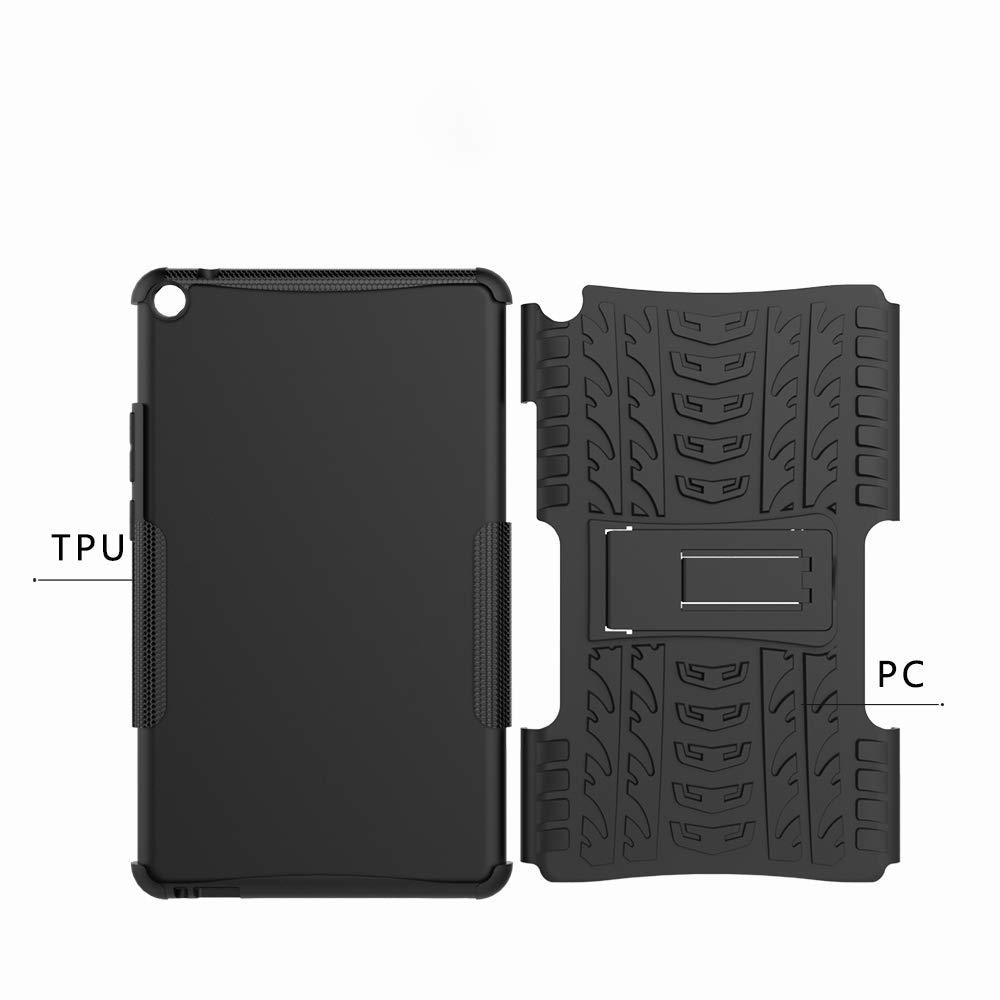 Boleyi Funda para Huawei MediaPad T3 8.0, TPU + PC Funda ...