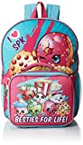 Shopkins Besties for Life 16' Backpack with Lunch bag
