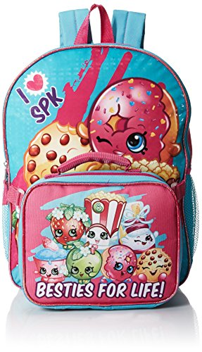 Shopkins Besties Life Backpack Lunch product image