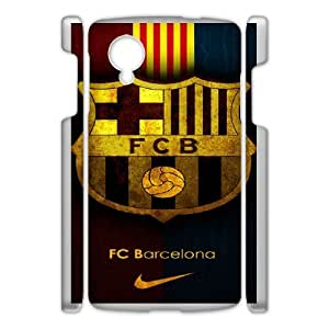 Google Nexus 5 Cases Cell Phone Case Cover FC Barcelona Logo 5R56R3516898