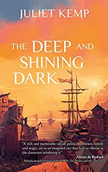 The Deep and Shining Dark (the Marek series Book 1) by [Kemp, Juliet]