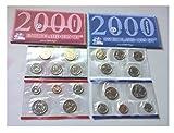 2000 U.S. Mint Uncirculated Set
