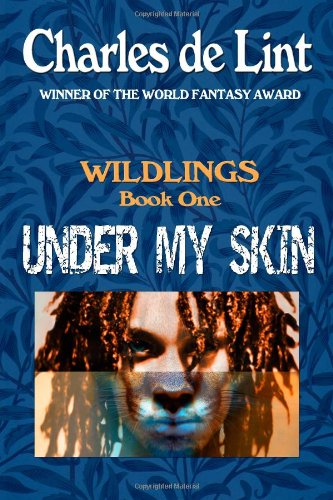 Book cover for Under My Skin