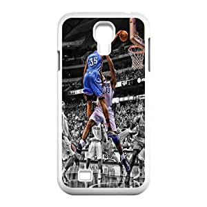 Unique Design -ZE-MIN PHONE CASE For SamSung Galaxy S4 Case -Kevin Durant Pattern 6