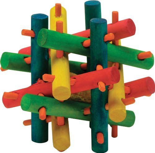 Kaytee Nut Knot Nibbler Mini Chew Toy for Hamsters 51n 2BBkZ UYL