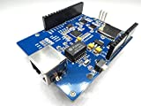 Arduino用 W5200 Ethernet Shield イーサネットシールド
