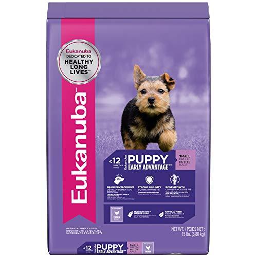 Eukanuba Puppy Small Breed Puppy Food 15 Pounds
