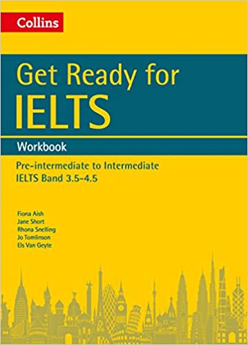 Collins English for IELTS A2+ Get Ready for IELTS Workbook IELTS 3.5+