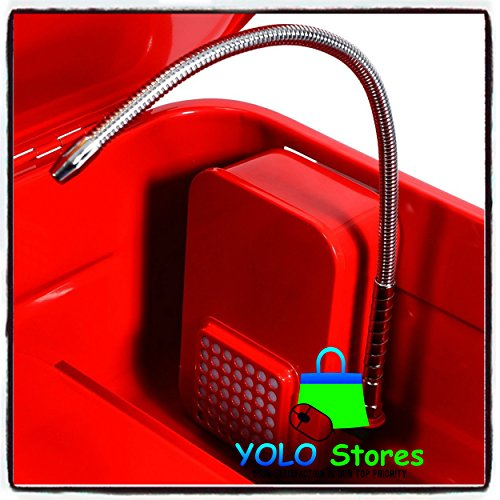 Automotive Parts Washer Cleaner Heavy Duty Electric Solvent Pump 20 Gallon Auto Tools By YOLO Stores by YOLO Stores (Image #4)