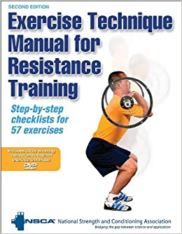 exercise technique manual for resistance training 3rd edition pdf free