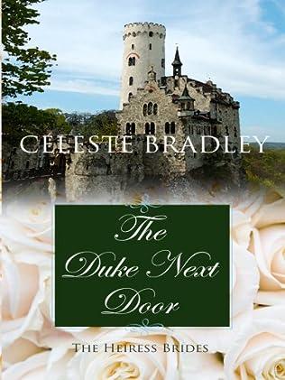 book cover of The Duke Next Door