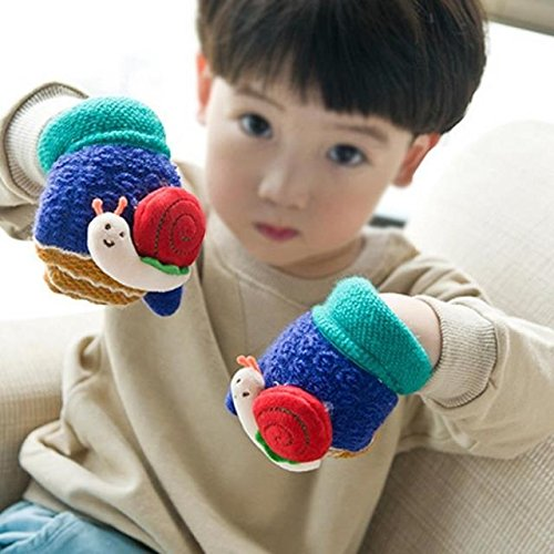 Caracol Abby Guantes Invierno Kids New Lindo C rqvIrw