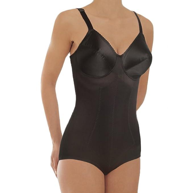 029d2c1a59 Rago Shapewear Body Briefer Body Shaper Style 72545  Amazon.ca ...