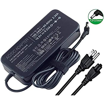 Amazon.com: ASUS 180W G-series Notebook Power Adapter (Bulk ...